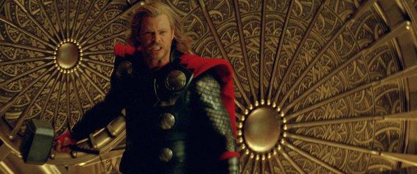 O monomito de Campbell. Thor (2011)
