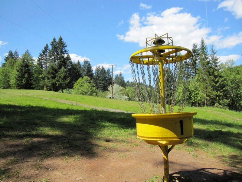 The Best Disc Golf Courses Near Boise  and Beyond