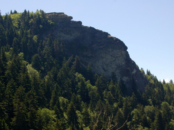 Devil's Courthouse - Hiking
