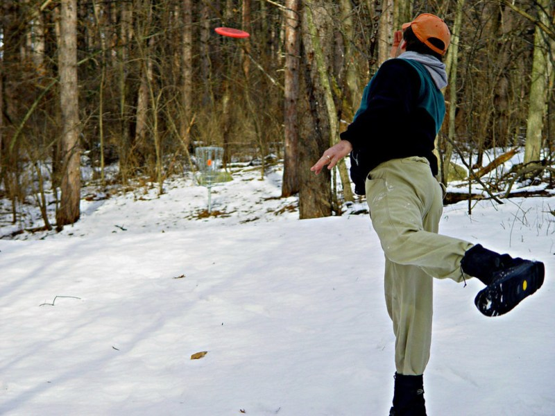 The Best Disc Golf Courses Near Boise  and Beyond  Disc golf is a great way to get out and stay active during winter