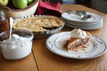 Organic Valley Caramel Apple Pie