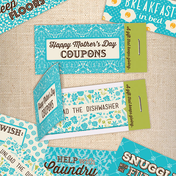 Happy Mother's Day Coupons Header
