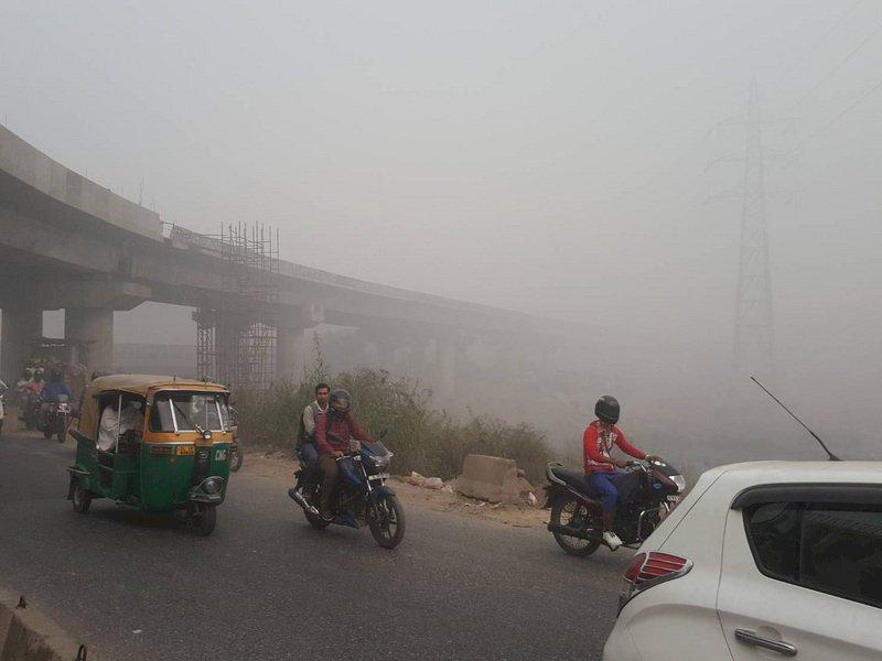 印度首都新德里 今空汙再惡化 - 新聞 - Rti 中央廣播電臺