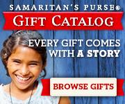 Samaritan's Purse 2013 Gift Catalog