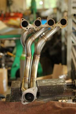 SRT Rennfächerkrümmer TU 8v Motoren