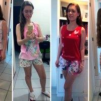 Esquadrão da Moda 07/03/2015 - Com novidades, Esquadrão aborda participante com estilo infantil