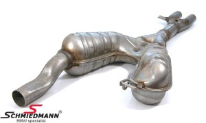 Schmiedmann  BMW E39  Exhaustsystem and mountingparts  New parts