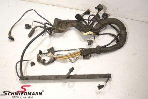 BMW E46  Engine wiring harness  Schmiedmann  Used parts