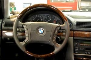 Wood Grain Steering Wheel?