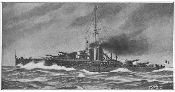 Battleship Optimism Ignores Reality 1915 Scientific