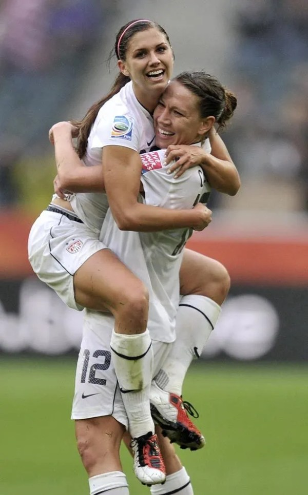 World of joy as U.S. women advance to Cup final | The ...