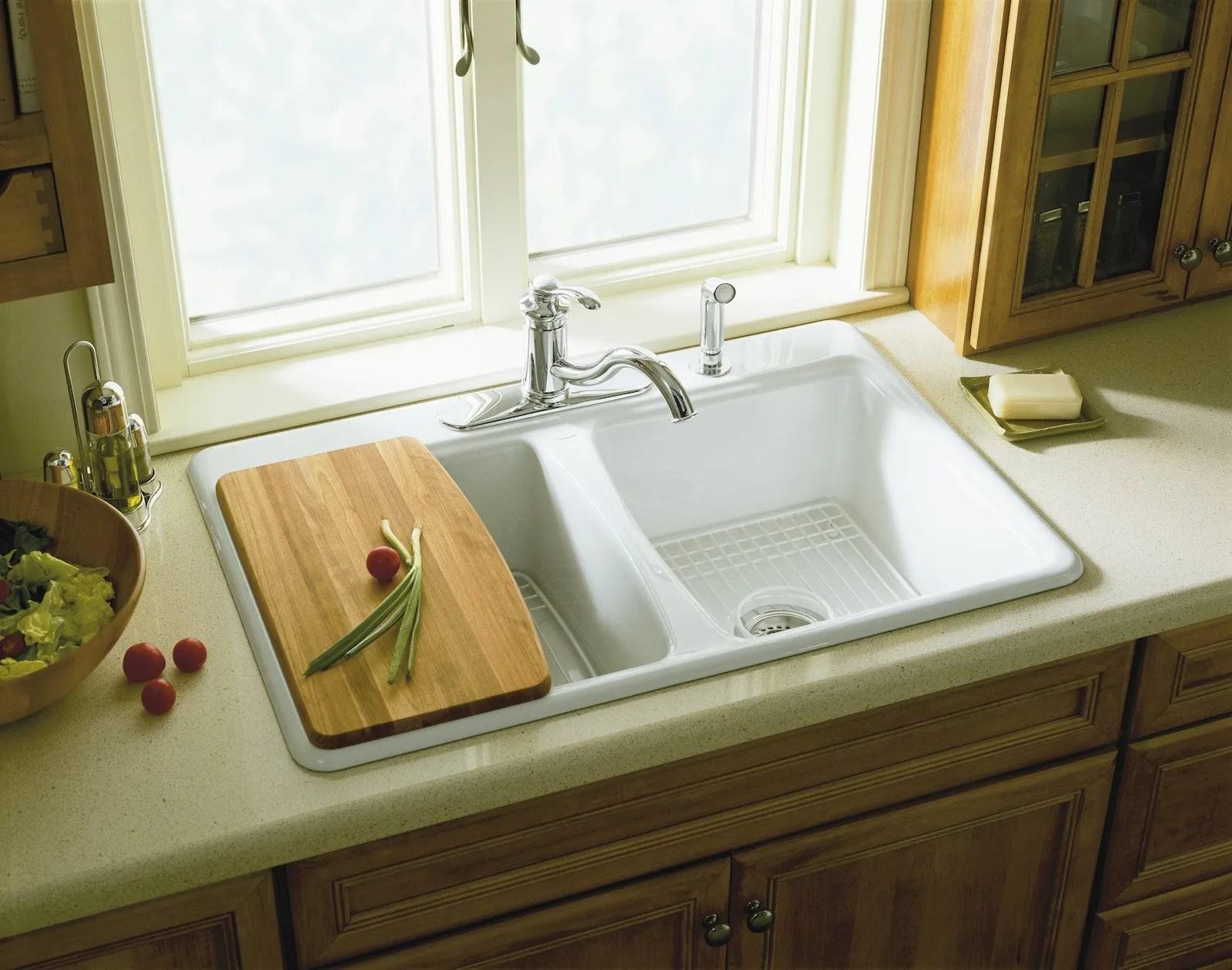 Drop-in Vs. Under-mount Sink