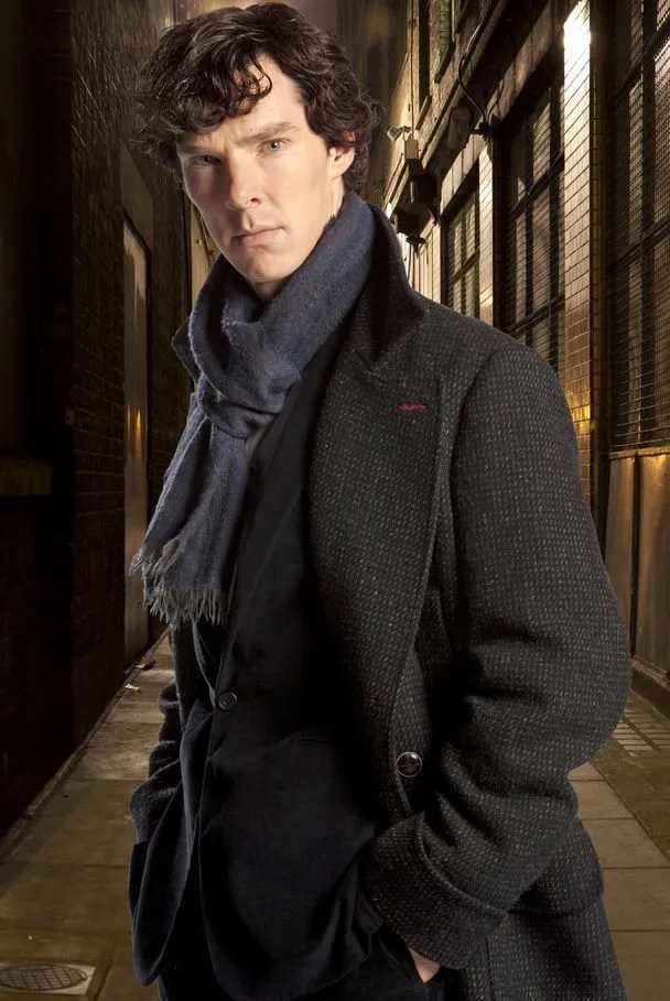 """Benedict Cumberbatch plays the title character in the television series """"Sherlock."""""""