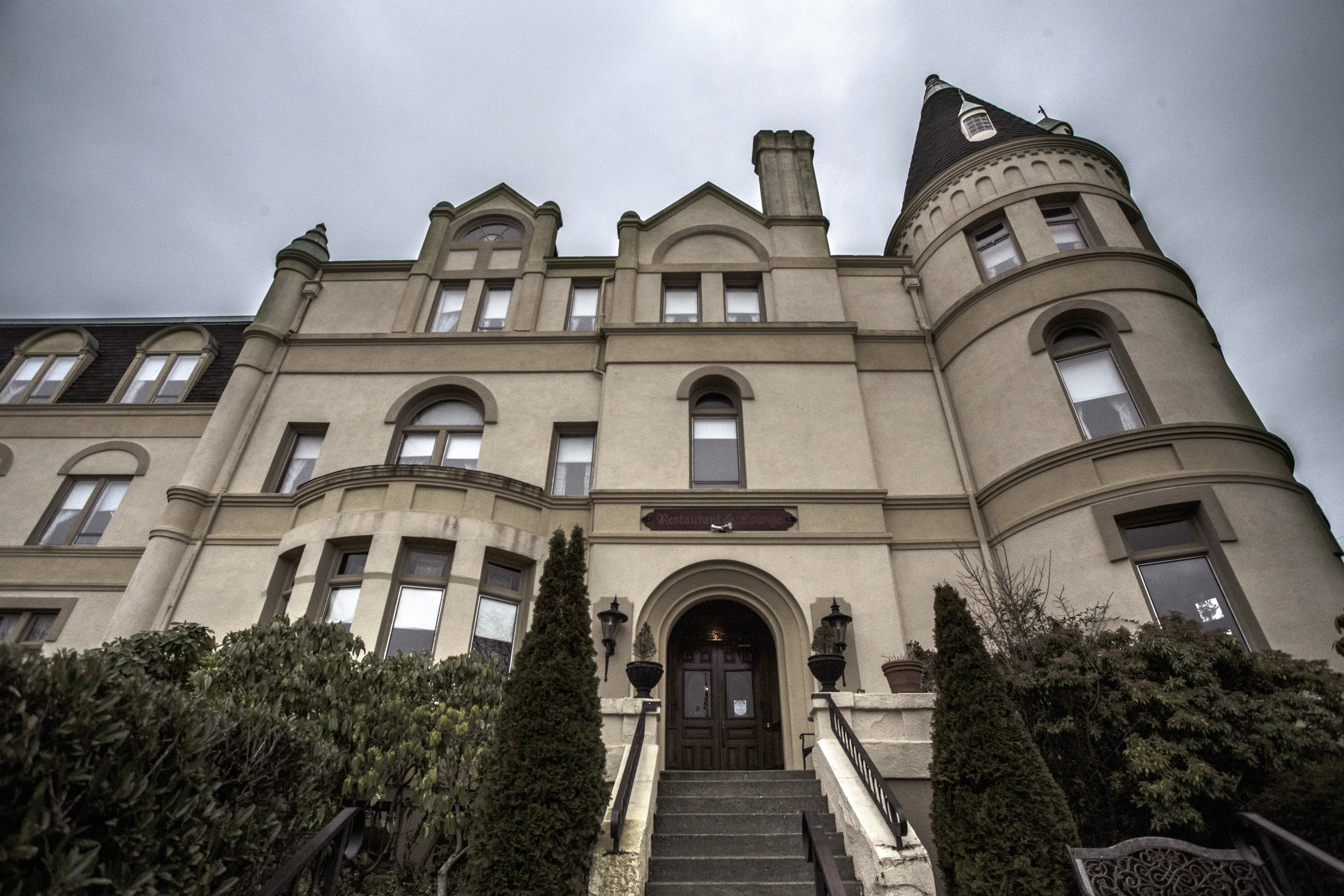 "Travel Channel's ""Ghost Adventures"" will feature Manresa Castle in Port Townsend. (Travel Channel)"