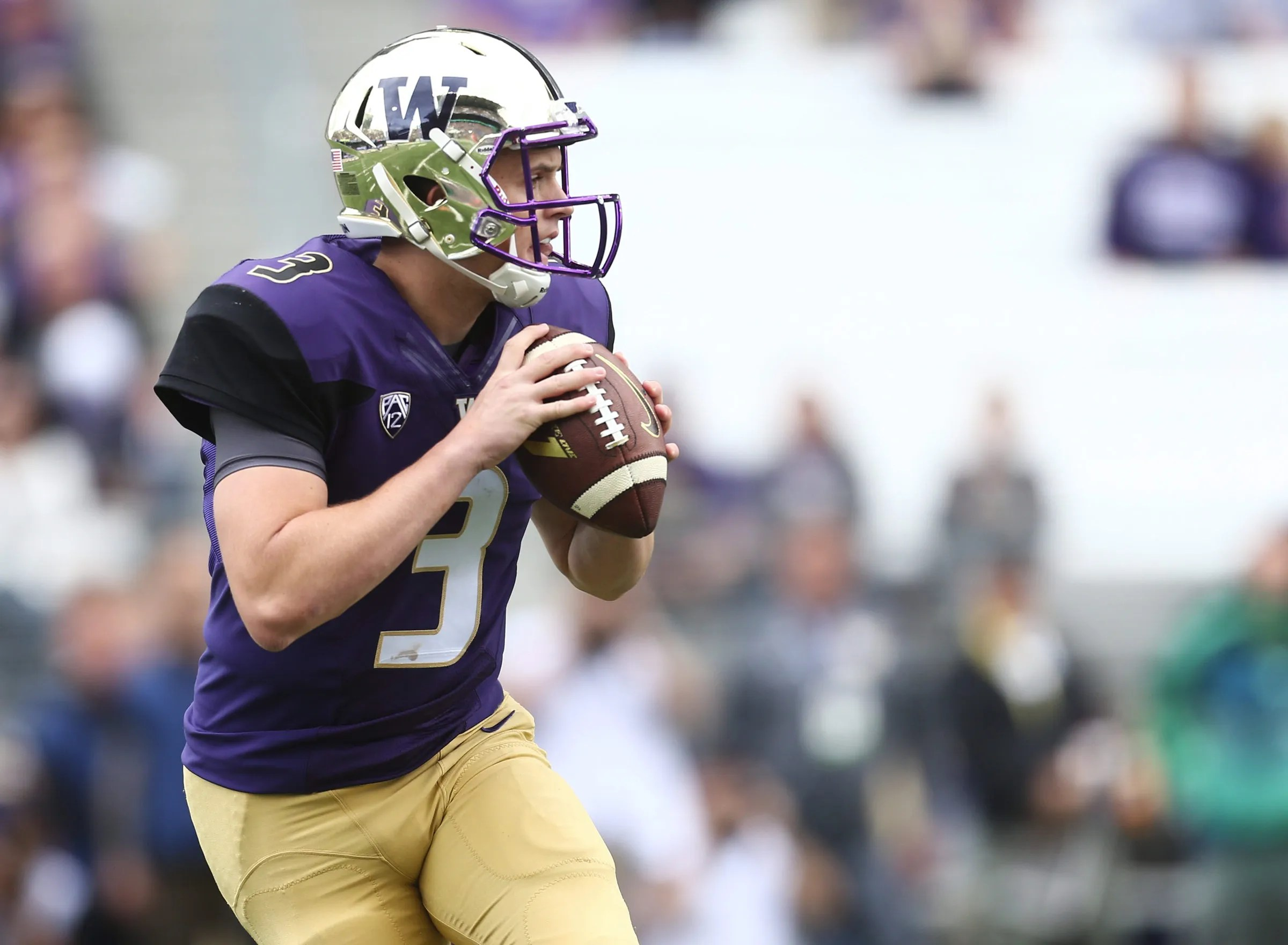 Washington's Jake Browning