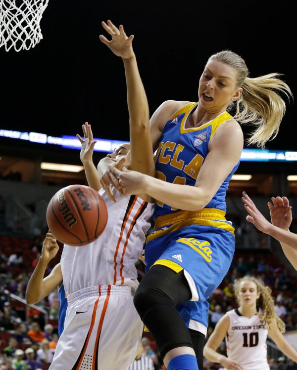 Oregon State women cruise past UCLA for Pac-12 tournament ...