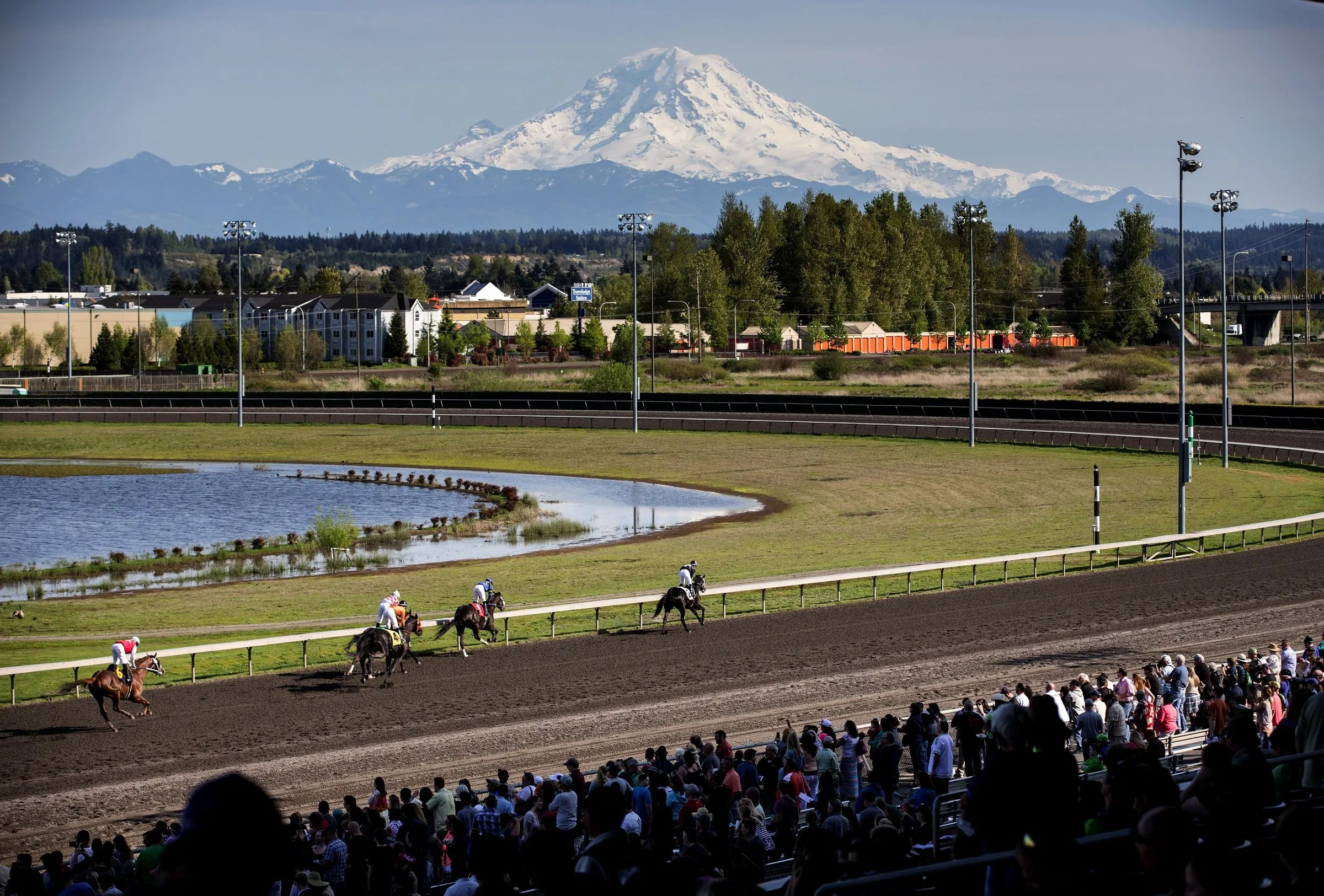 Top 20 Moments In 20 Years At Emerald Downs The Seattle