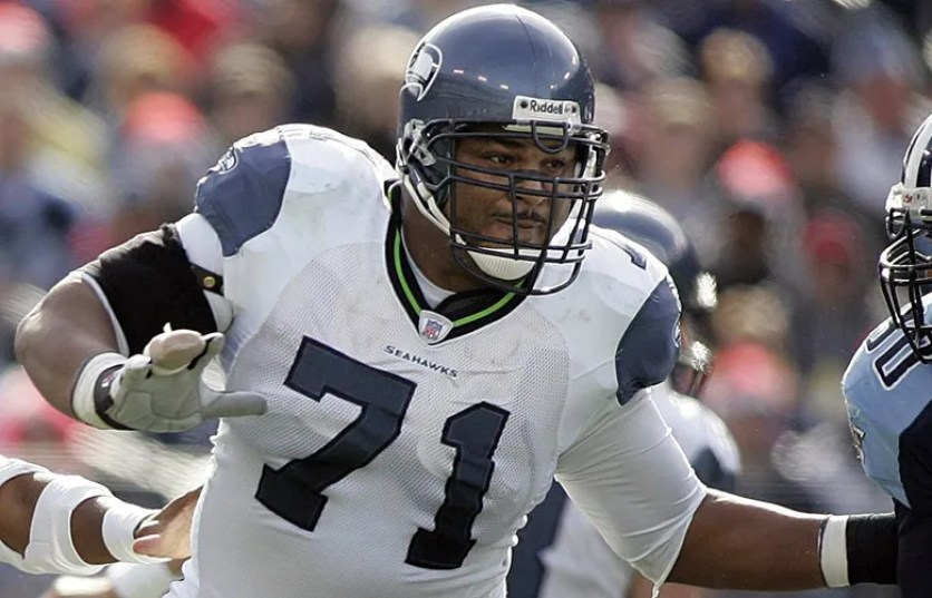 Seahawks nearly passed on Walter Jones in 1997 draft, until Paul Allen came  to rescue | The Seattle Times