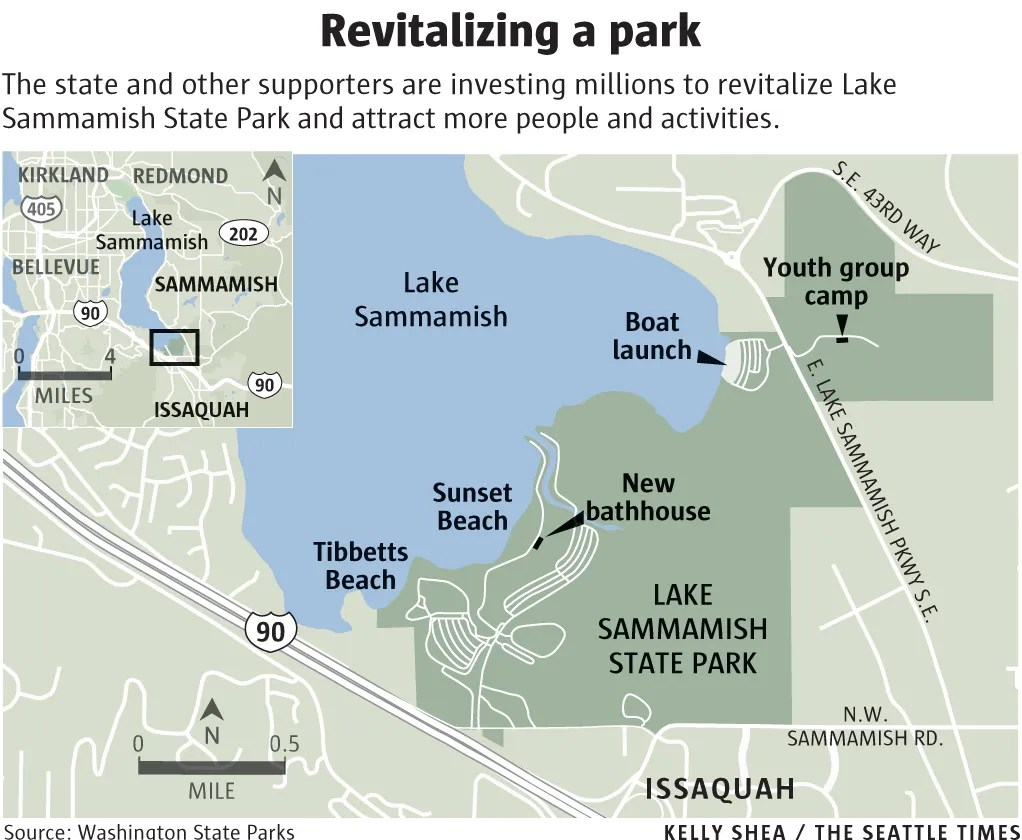 Rei Has Big Dream For Lake Sammamish Park