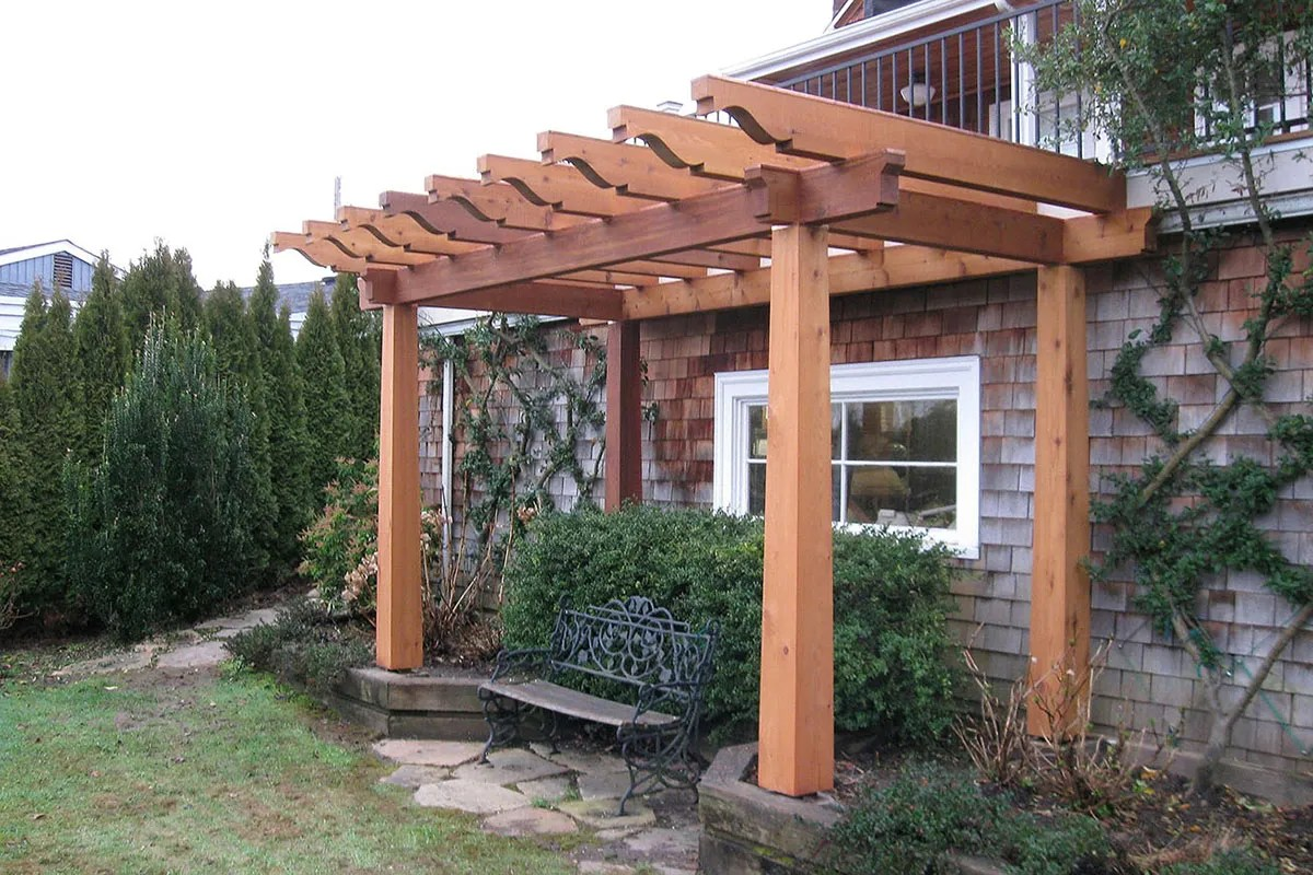 5 Ways To Create Curb Appeal With Wood The Seattle Times