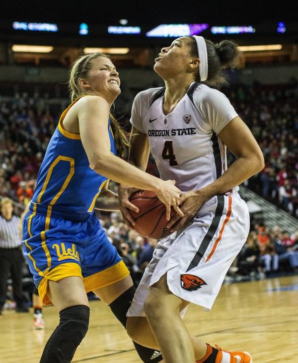 Top-seeded Oregon State reaches final of Pac-12 women's ...