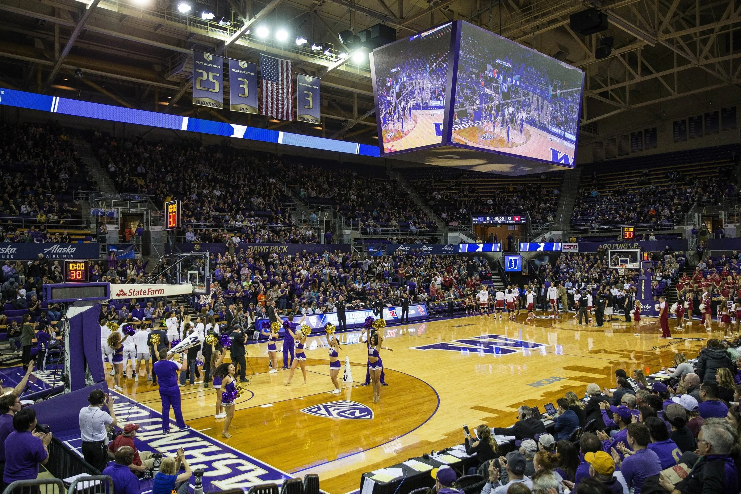 Kansas State Athletics Basketball Stadium