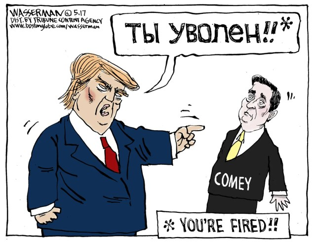 Billedresultat for you are fired cartoon