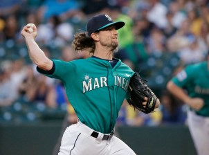 Image result for mike leake pitcher