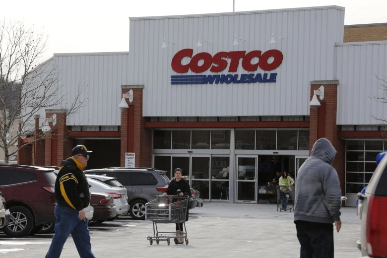 This Jan. 31, 2018, photo shows a Costco in Homestead, Pa.  (Gene J. Puskar / The Associated Press)