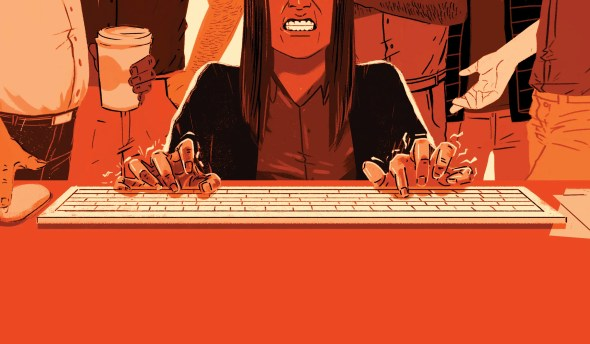 I felt so alone': What women at Microsoft face, and why many leave | The  Seattle Times