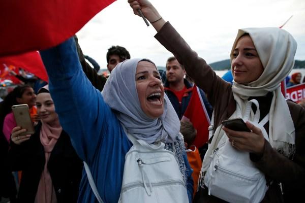 Erdogan proclaimed winner of Turkey's presidential ...