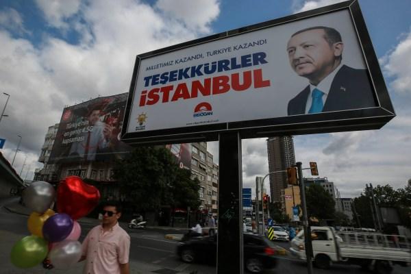 What's next for Turkey after vote grants Erdogan vast ...