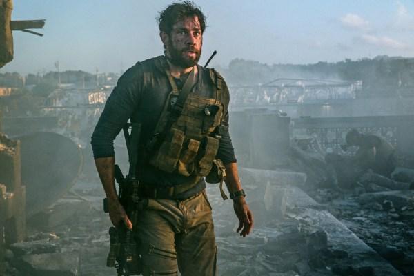 Now streaming: 'Tom Clancy's Jack Ryan,' 'Ozark,' 'Book ...
