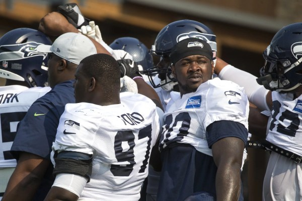 Jarran Reed provides heartbeat in middle of Seahawks ...