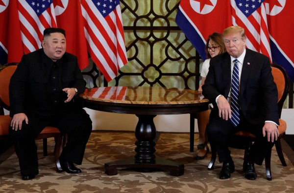 Analysis: Even without a deal, Kim makes gains at summit ...