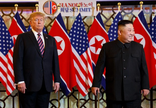Summit Day 1: What happened at Trump-Kim meeting II? | The ...