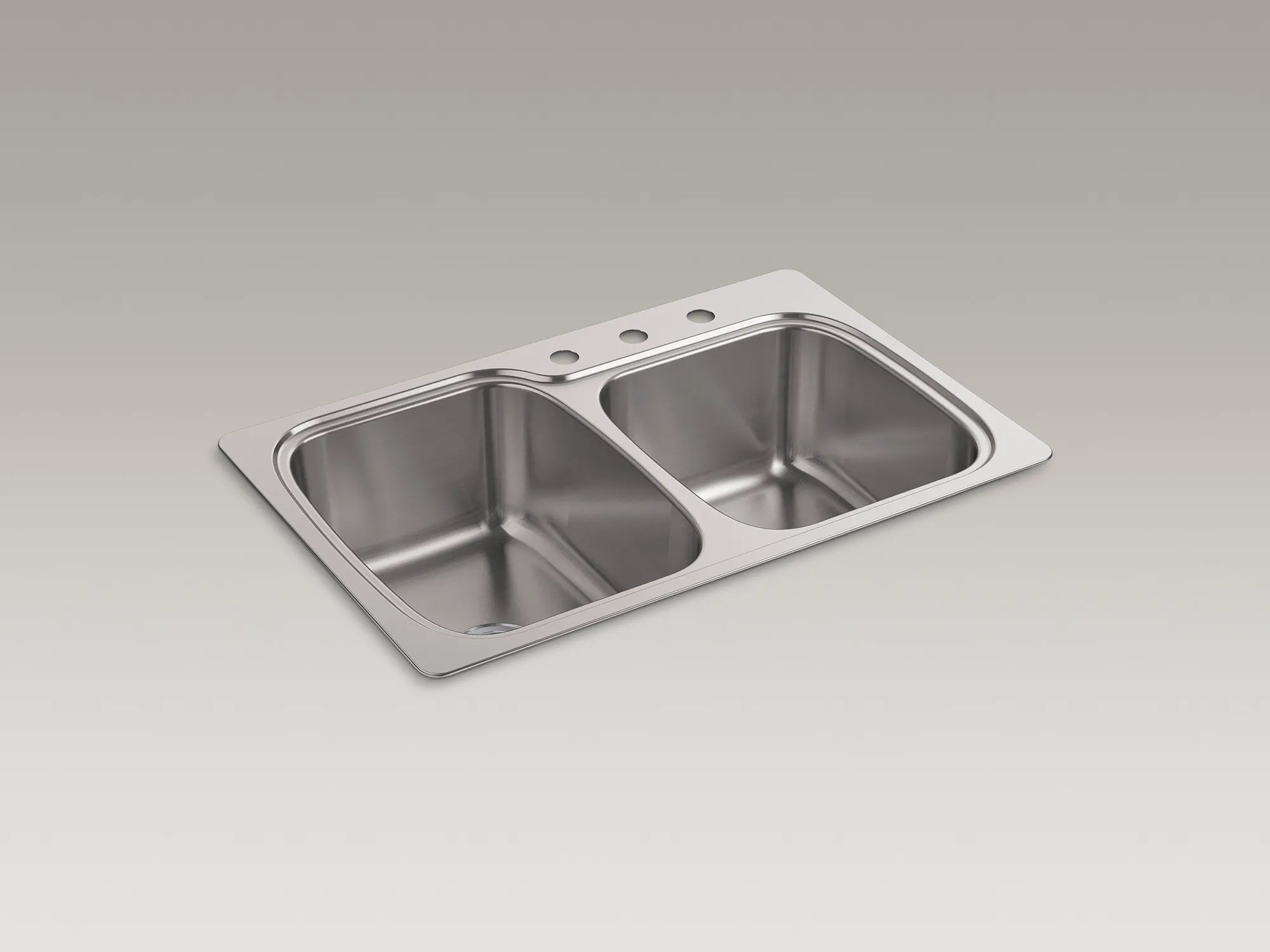 switching sinks top mount style is