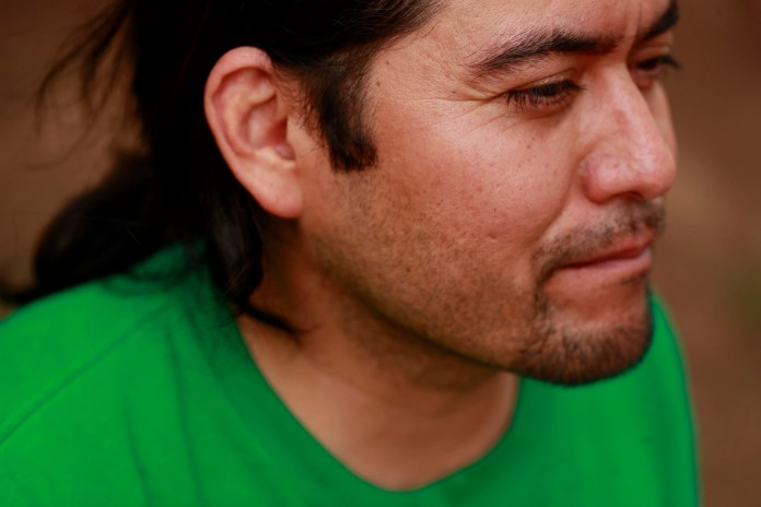 Chavo Eudave de la Torre was deported when daughter Arianna was 3. He was barred for 10 years from applying to come back to the United States. (Erika Schultz / The Seattle Times)