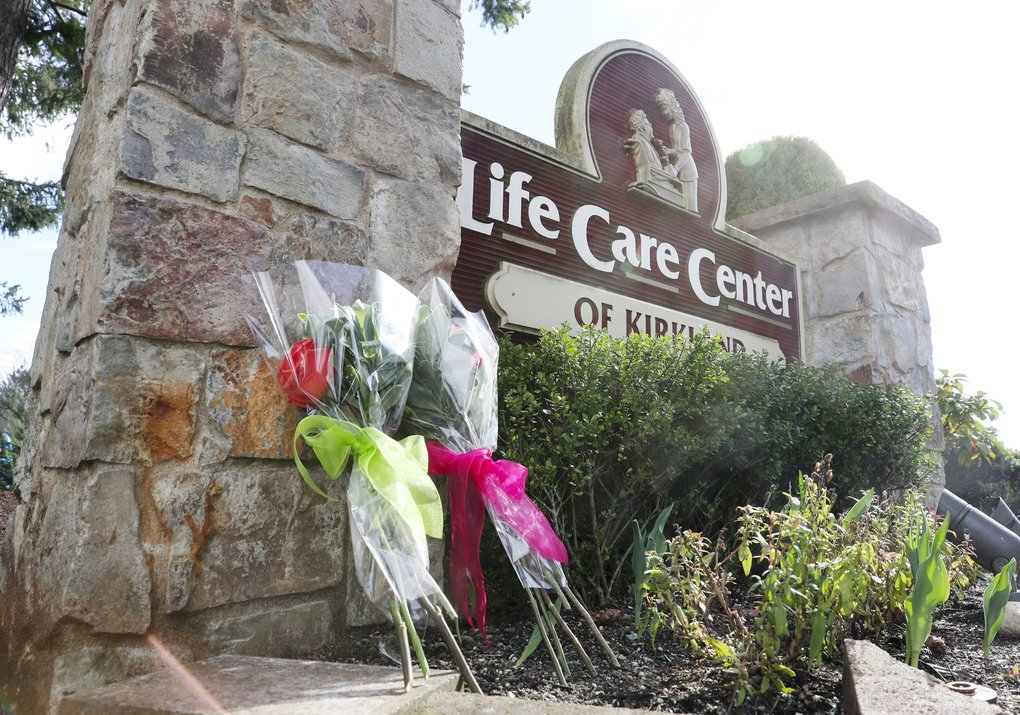 'Still in triage mode': More residents, employees of ... on Life Care Center Of Kirkland id=96771