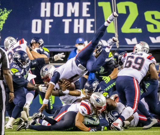 Photos: Seattle Seahawks beat New England Patriots 35-30 ...