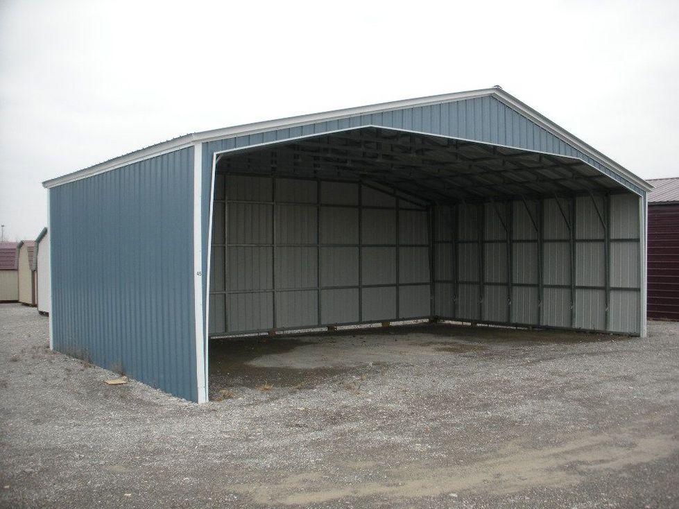 Virginia VA Metal Garages Barns Sheds And Buildings