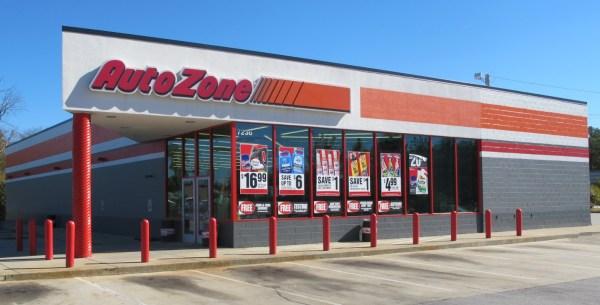Time To Buy AutoZone - AutoZone, Inc. (NYSE:AZO) | Seeking ...