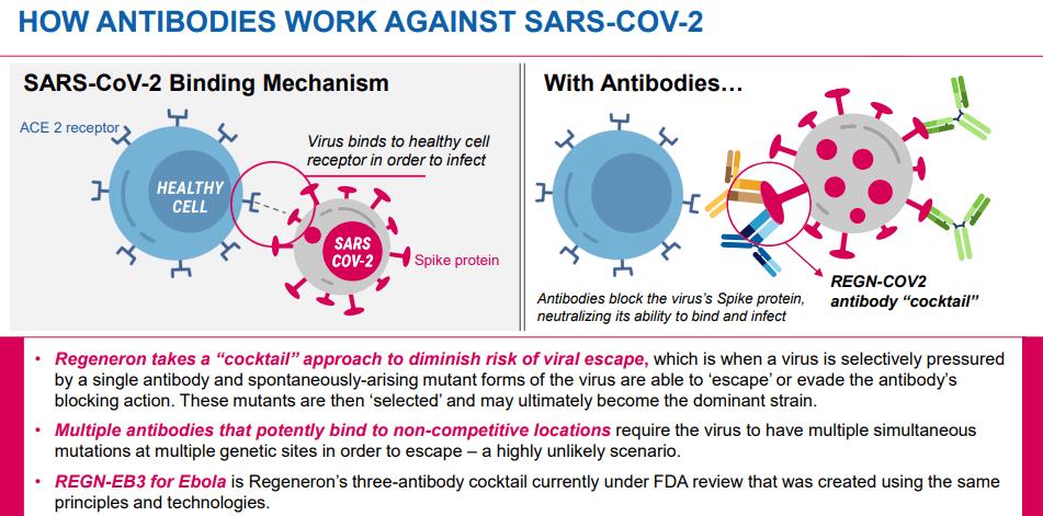 A Setback For Regeneron's Antibody Cocktail (NASDAQ:REGN) | Seeking Alpha