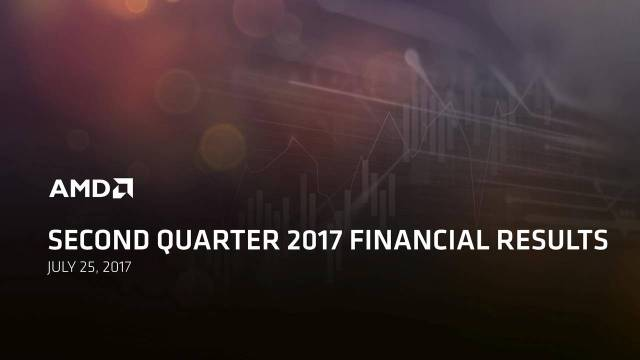 %name Advanced Micro Devices (AMD) has issued its Q2 earnings   Ryzen processors changed the game for AMD