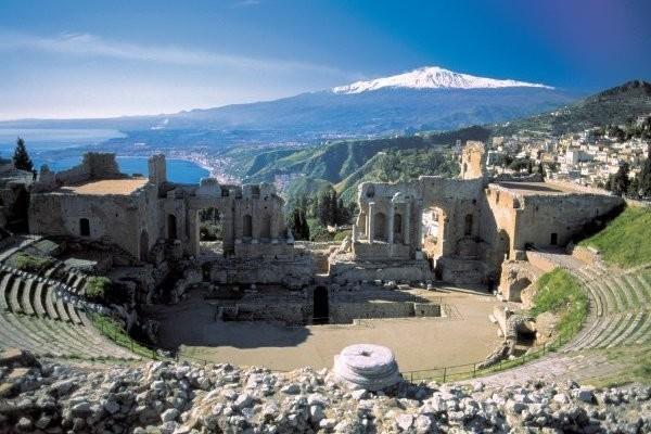 Htel Grand Tour De Sicile Palerme Italie Sicile Et