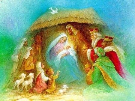 Puoi usare il seguente testo: Gesu Bambino O Babbo Natale Editoriali 7giorni