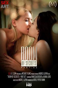 Cover: Room Of Secrets Part 2 (Kiara Lord, Vanessa Decker) - SexArt