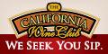 The California Wine Club. We seek. You sip.
