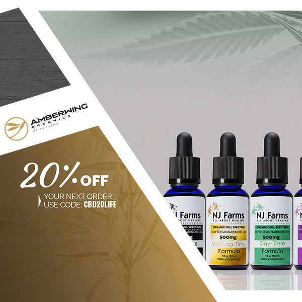 CBD oils discount voucher