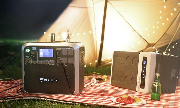Bluetti AC2000P 2000WH/2000W Solar Generator
